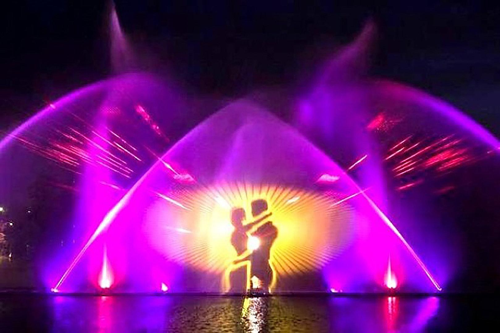 Винницкий фонтан «Roshen» | Винница | Выдающиеся туристические ...