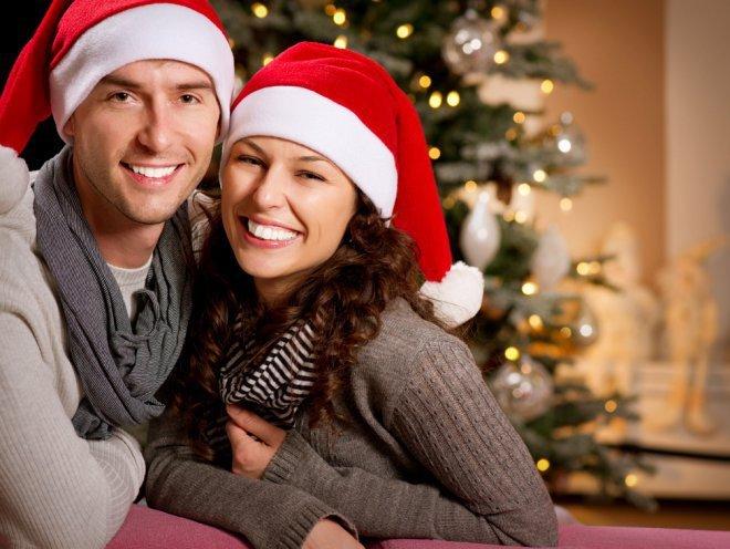 Развлечения для пары на новый год