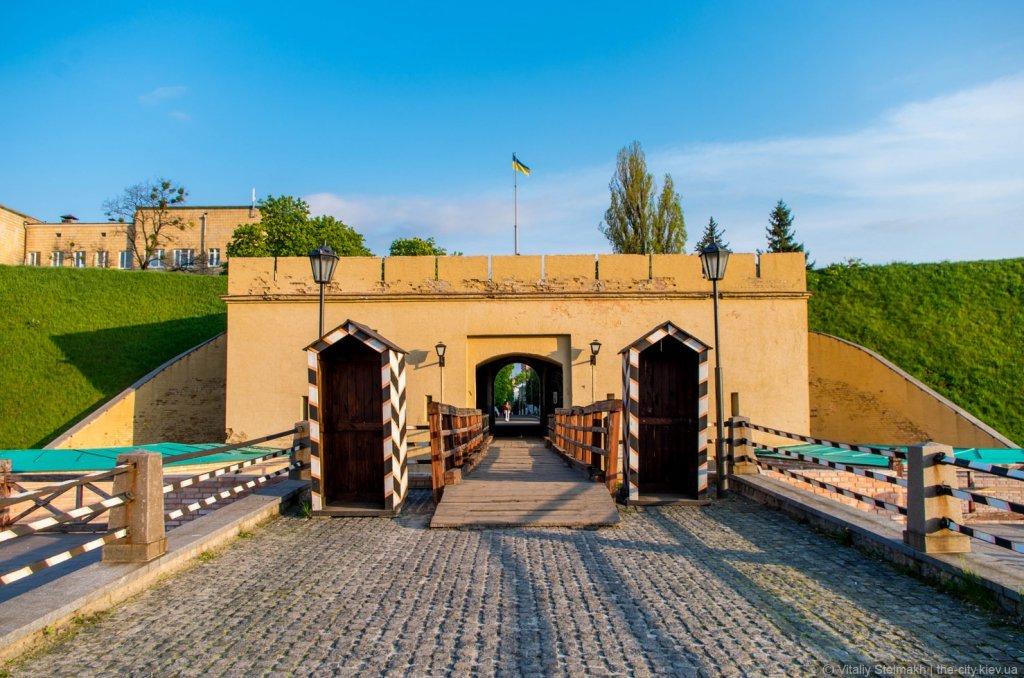 Київська фортеця - найбільша земляна фортеця Європи | Новини ...