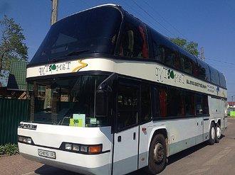Туристичний автобус Neoplan - 68 місць